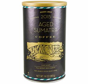 Trader Joe's Aged Sumatra Coffee
