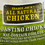 Trader Joe's All Natural Roasting Chicken