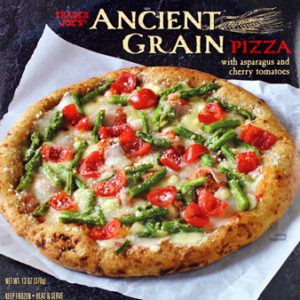 Trader Joe's Ancient Grain Pizza