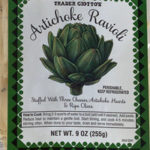 Trader Joe's Artichoke Ravioli