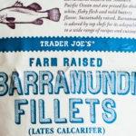 Trader Joe's Farm Raised Barramundi Fillets