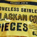 Trader Joe's Boneless Skinless Alaskan Cod Pieces