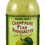 Trader Joe's Champagne Pear Vinaigrette Salad Dressing