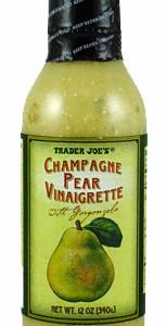 Trader Joe's Champagne Pear Vinaigrette Salad Dressing