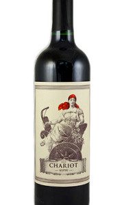 Trader Joe's Chariot Gypsy Red Wine
