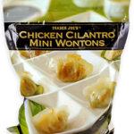 Trader Joe's Chicken Cilantro Mini Wontons