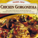 Trader Joe's Chicken Gorgonzola
