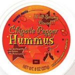Trader Joe's Chipotle Pepper Hummus