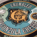 Trader Joe's Crumbled Gorgonzola Cheese