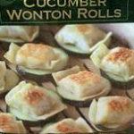 Trader Joe's Cucumber Wonton Rolls