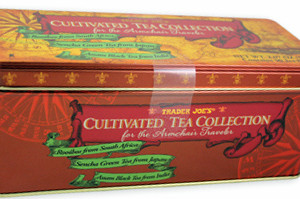 Trader Joe's Cultivated Tea Collection