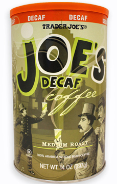 Trader Joe's Decaf Coffee