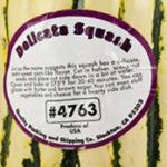 Trader Joe's Delicata Squash