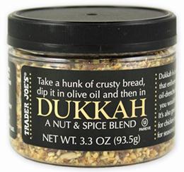 Trader Joe's Dukkah