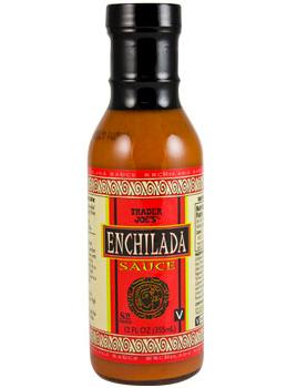 Trader Joe's Enchilada Sauce