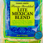 Trader Joe's Shredded Lite Mexican Cheese Blend