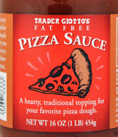 Trader Joe's Fat Free Pizza Sauce