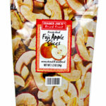 Trader Joe's Freeze Dried Fuji Apple Slices