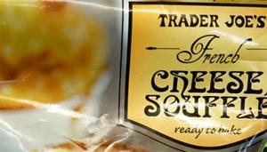 Trader Joe's French Cheese Souffle