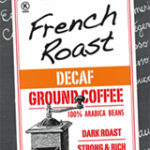 Trader Joe's French Roast Decaf Coffee