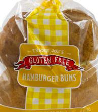 Trader Joe's Gluten-Free Hamburger Buns