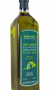 Trader Joe's 100% Greek Kalamata Extra Virgin Olive Oil