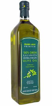 Trader joe 39 s 100 greek kalamata extra virgin olive oil for Trader joe s fish oil