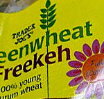 Trader Joe's Greenwheat Freekeh