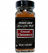 Trader Joe's Ground Cinnamon