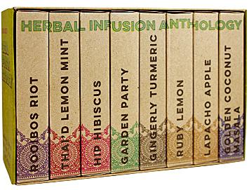 Trader Joe's Herbal Infusion Anthology