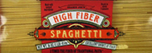 Trader Joe's High Fiber Spaghetti