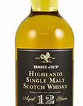 Trader Joe's Highlands Single Malt Scotch Whiskey