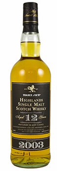 Trader Joe's Highlands Single Malt Scotch Whiskey