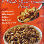 Trader Joe's Honey Almond & Flax Whole Grain Crunch Cereal