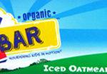Clif Kid Organic Iced Oatmeal Cookie Z Bar