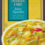 Trader Joe's Indian Fare Jaipur Vegetables