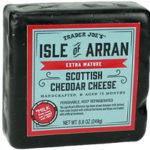Trader Joe's Isle of Arran Scottish Cheddar Cheese