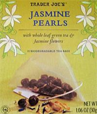 Trader Joe's Jasmine Pearls Green Tea