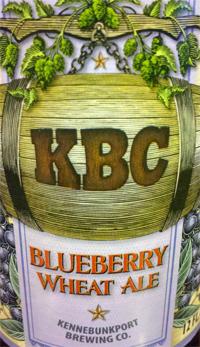 KBC Blueberry Wheat Ale