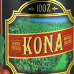 Trader Joe's Kona Coffee