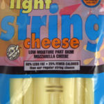 Trader Joe's Light String Cheese