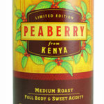 Trader Joe's Peaberry from Kenya Coffee