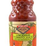Trader Joe's Organic Low Sodium Tomato Juice
