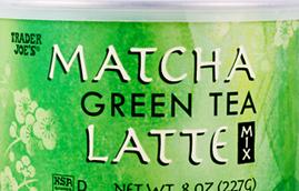 Trader Joe's Matcha Green Tea Latte Mix