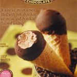 Trader Joe's Mini Hold the Cone Chocolate Ice Cream Cones