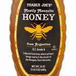 Trader Joe's Mostly Mesquite Honey