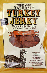 Trader Joe's Turkey Jerky