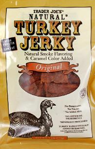Trader Joe's Turkey Jerky