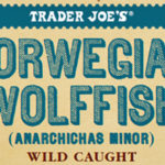Trader Joe's Norwegian Wolffish
