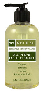 Trader Joe's Nourish All-in-One Facial Cleanser
